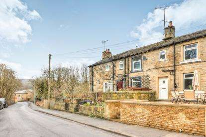 2 Bedrooms Terraced House for sale in Boys Scarr, Luddendenfoot, Halifax, West Yorkshire