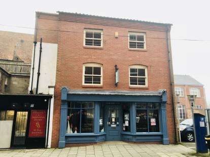 Office Commercial for sale in Cannon Street, Louth, Lincolnshire