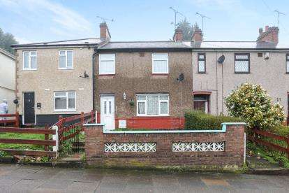 3 Bedrooms Terraced House for sale in Proffitt Avenue, Courthouse Green, Coventry, West Midlands