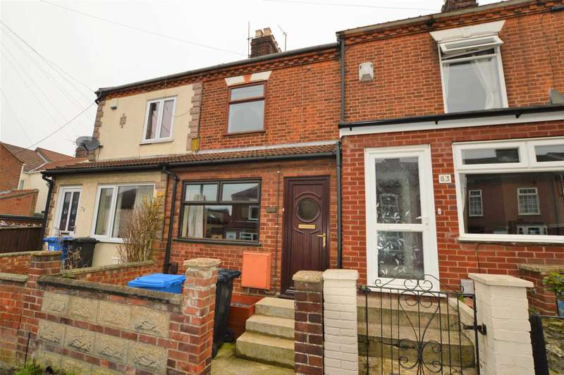 2 Bedrooms Terraced House for sale in Beaconsfield Road, North City