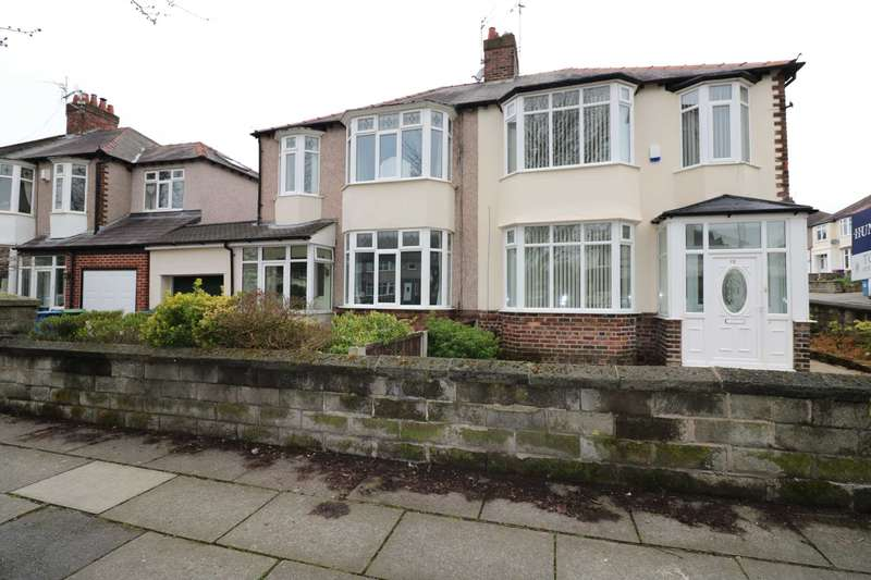 3 Bedrooms Semi Detached House for rent in Cooper Avenue North, Mossley Hill