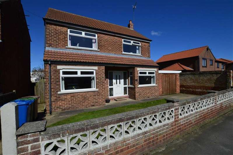 3 Bedrooms Detached House for sale in Morrow Avenue, Hornsea, East Yorkshire