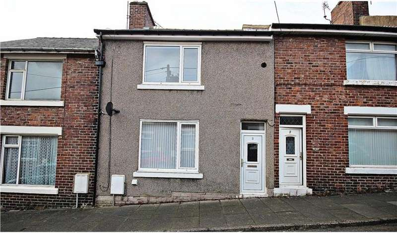 3 Bedrooms Terraced House for sale in Burn Street, Bowburn, Durham
