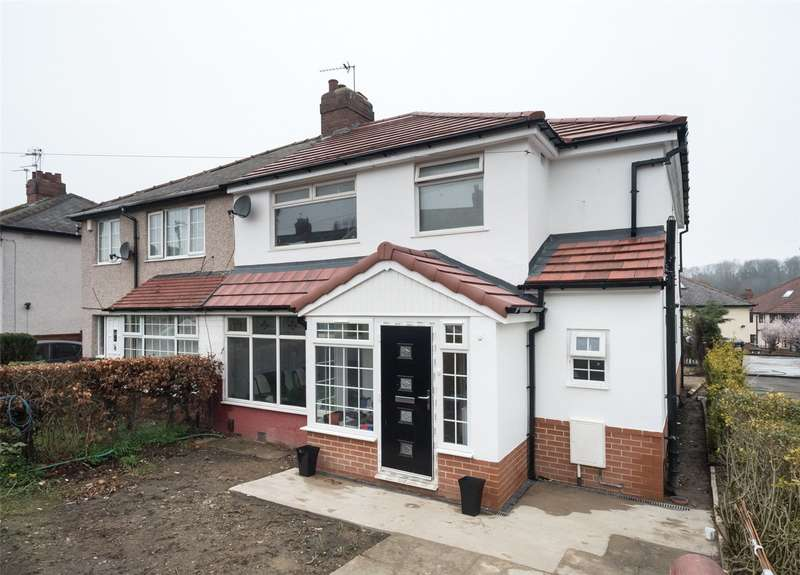 4 Bedrooms Semi Detached House for sale in Upland Grove, Leeds, West Yorkshire, LS8