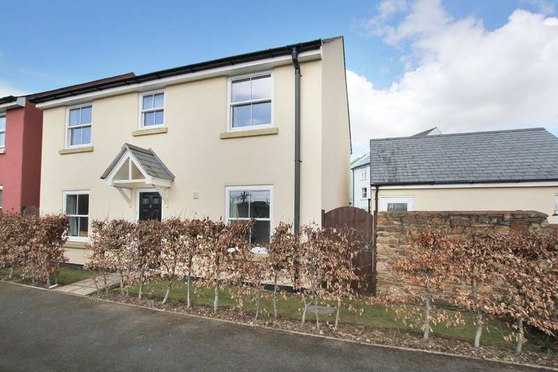 4 Bedrooms Detached House for sale in Staddiscombe, Plymouth