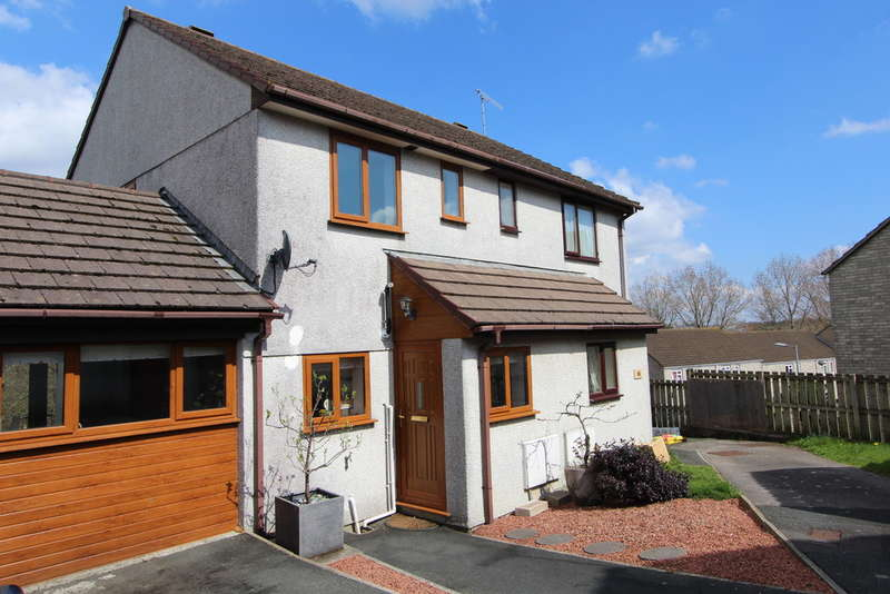 2 Bedrooms Semi Detached House for sale in The Lawns, Torpoint