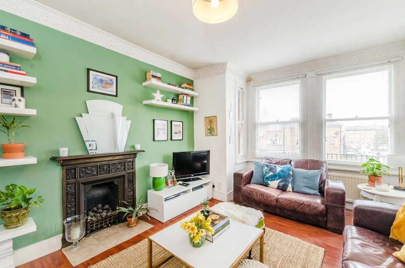 2 Bedrooms Flat for sale in Cricklewood Lane, Child's Hill, NW2