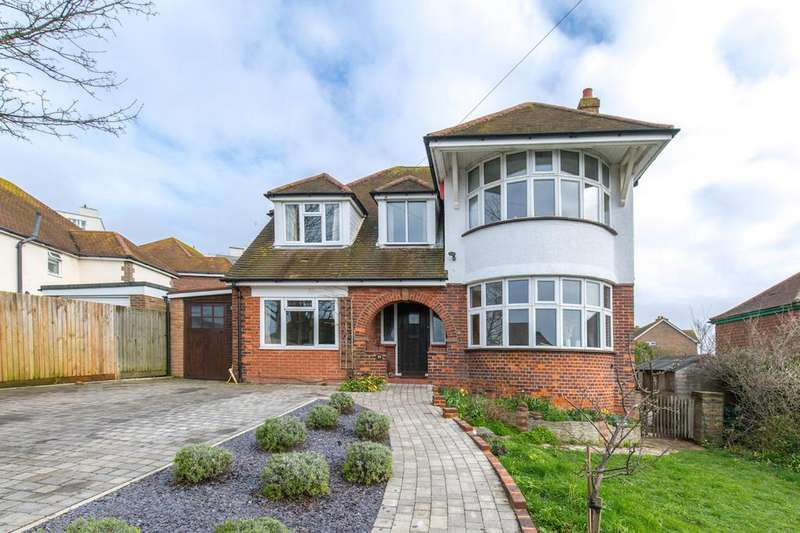 4 Bedrooms Detached House for sale in Bristol Gate, Brighton