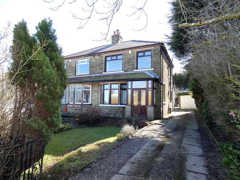 3 Bedrooms Semi Detached House for sale in Beechwood Road, Wibsey, Bradford, BD6 3AW