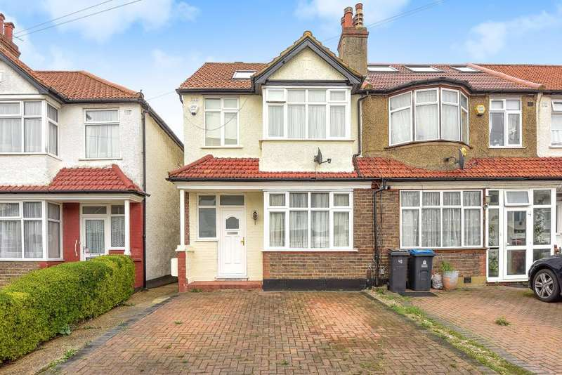 4 Bedrooms House for sale in Largewood Avenue, Surbiton, KT6