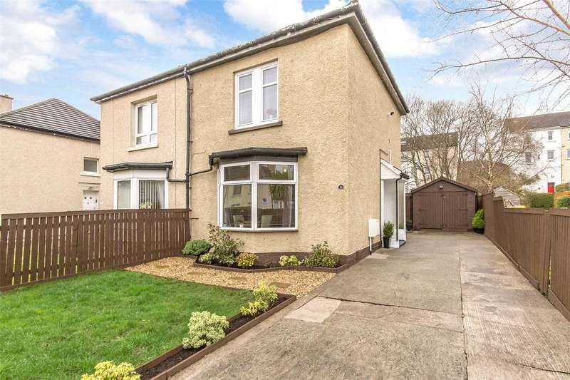 3 Bedrooms Semi Detached House for sale in 36 Locksley Avenue, Knightswood, Glasgow, G13