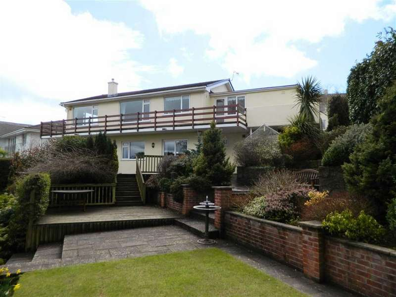 3 Bedrooms Detached House for sale in Oxlea Close, Torquay, TQ1