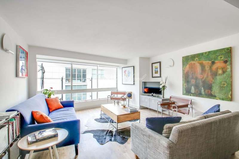 2 Bedrooms Flat for sale in Cinnamon Wharf, Shad Thames, SE1