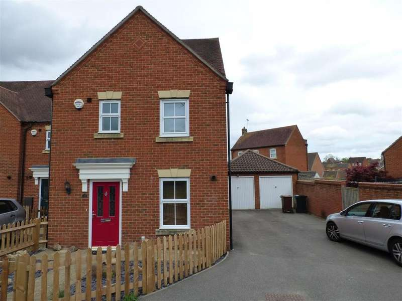 3 Bedrooms Detached House for rent in Stowell Close, Ashford