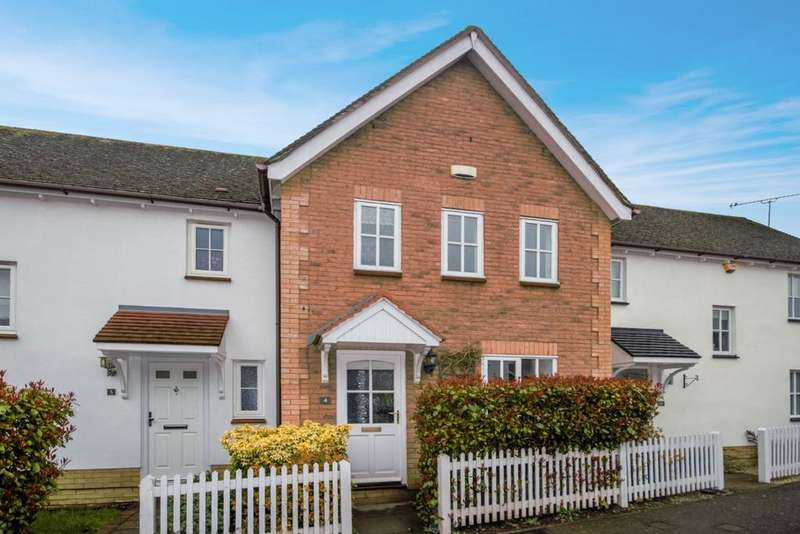 2 Bedrooms Terraced House for sale in Tempest Mead, CM16