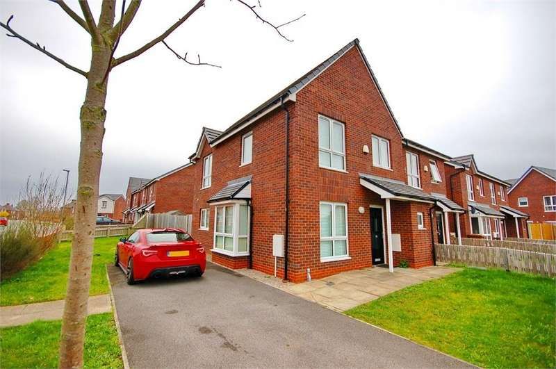 3 Bedrooms Semi Detached House for sale in Frawley Avenue, NEWTON-LE-WILLOWS, Merseyside