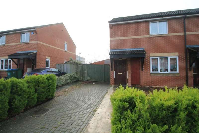 2 Bedrooms End Of Terrace House for sale in Bracken Way, Aylesbury