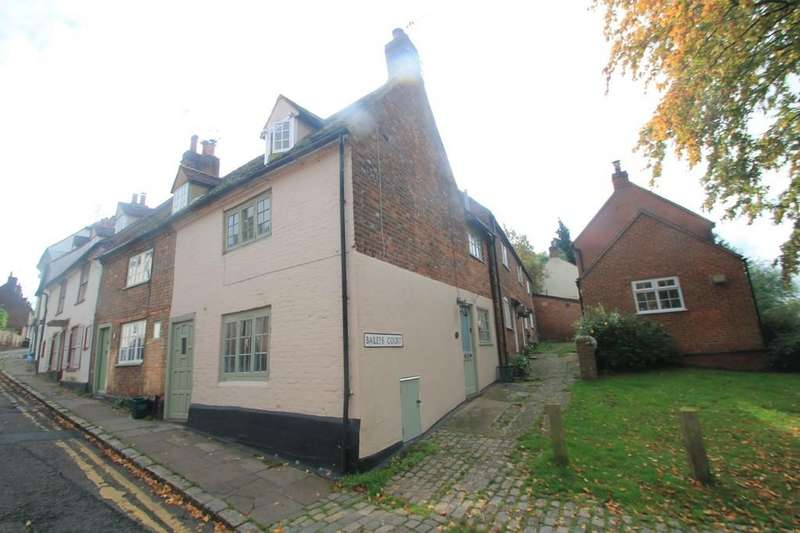 2 Bedrooms End Of Terrace House for sale in Old Town, Aylesbury