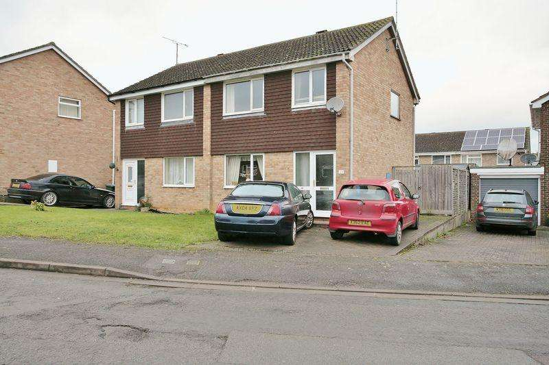 3 Bedrooms Semi Detached House for sale in 15 Whimbrel Way, Banbury