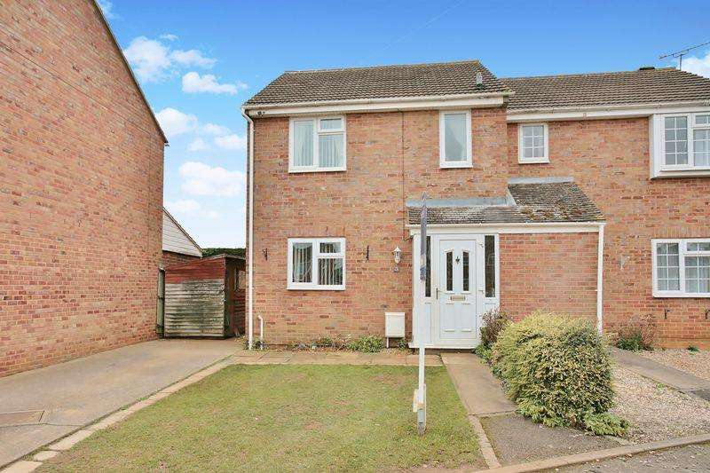 3 Bedrooms Semi Detached House for sale in 3 Laurel Close, Banbury