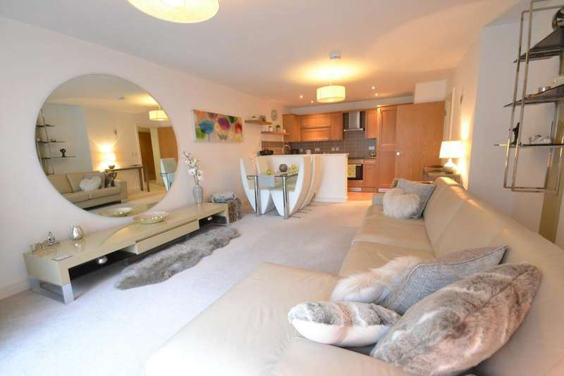 2 Bedrooms Apartment Flat for sale in West Court, Highmarsh Crescent, West Didsbury