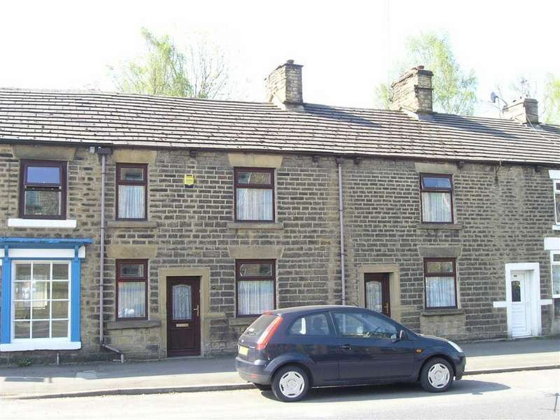 3 Bedrooms Terraced House for rent in High Street West, Glossop