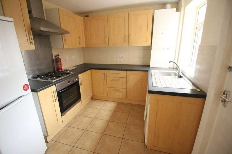 3 Bedrooms Terraced House for sale in Brackenbury Road, Plungington