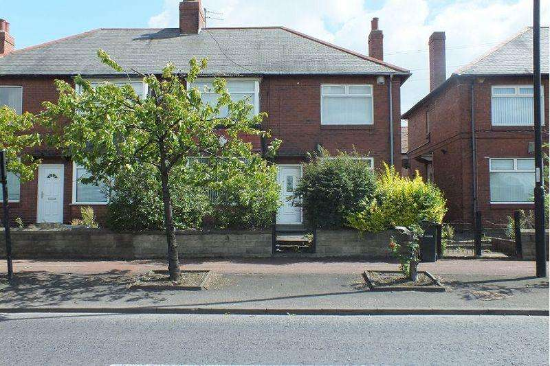 2 Bedrooms Ground Flat for sale in Silver Lonnen, Fenham, Newcastle upon Tyne, NE5 2HB