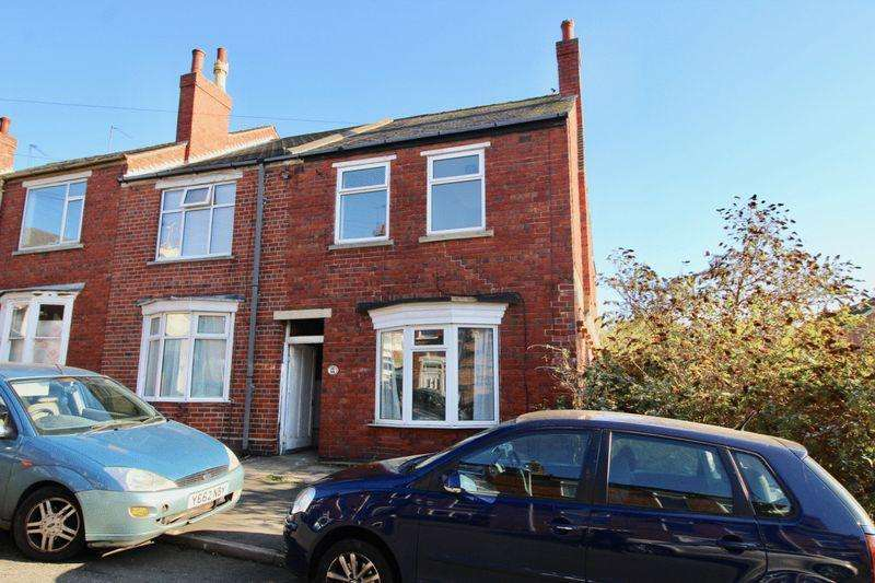 3 Bedrooms End Of Terrace House for sale in Devon Street, off Monks Road, Lincoln