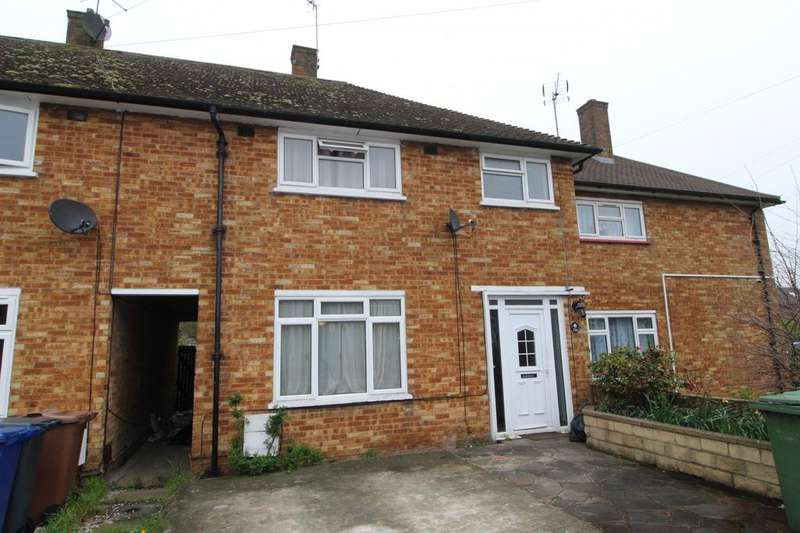 3 Bedrooms End Of Terrace House for sale in Usk Road, Aveley, South Ockendon, Essex, RM15