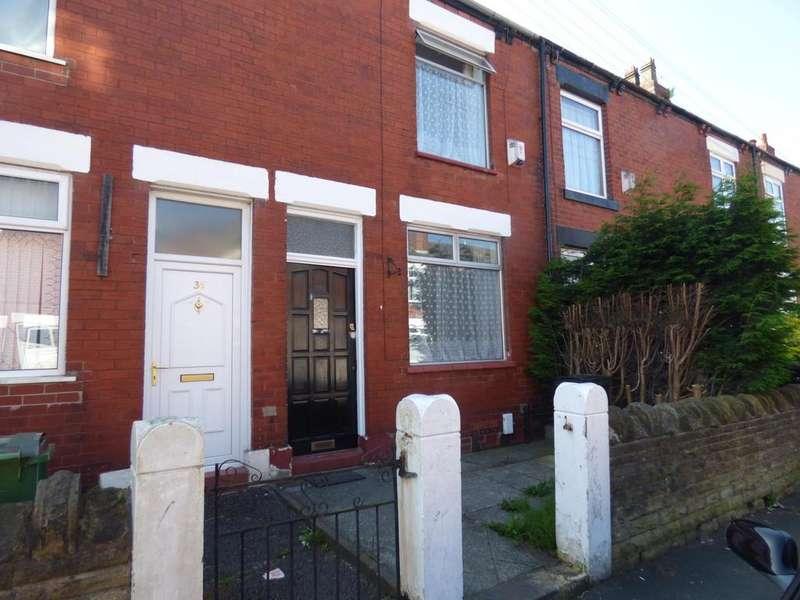 2 Bedrooms Terraced House for sale in Great Moor Street, Great Moor, Stockport, SK2