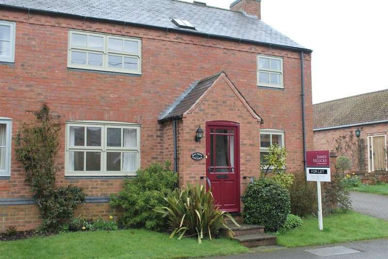 3 Bedrooms House for rent in Main Street, Hoby, Melton Mowbray