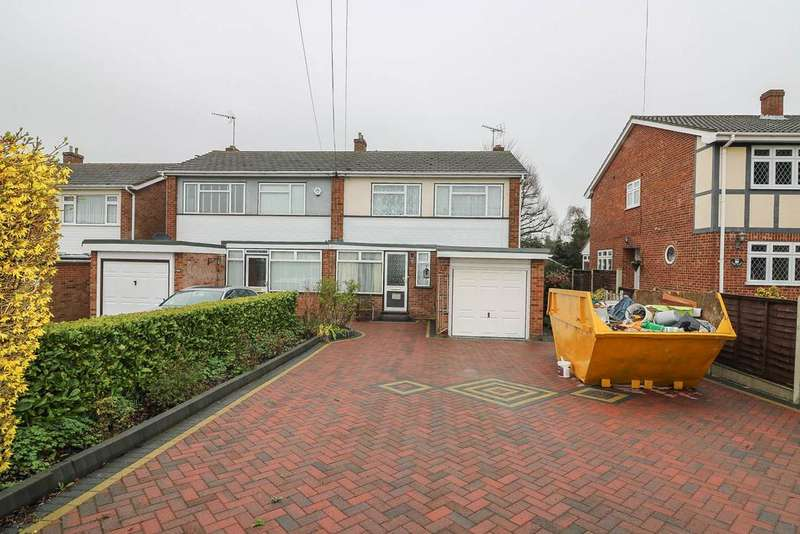 3 Bedrooms Semi Detached House for sale in Perry Street, Billericay CM12