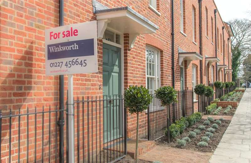4 Bedrooms Town House for sale in St Thomas's Place, Old Ruttington Lane, CT1