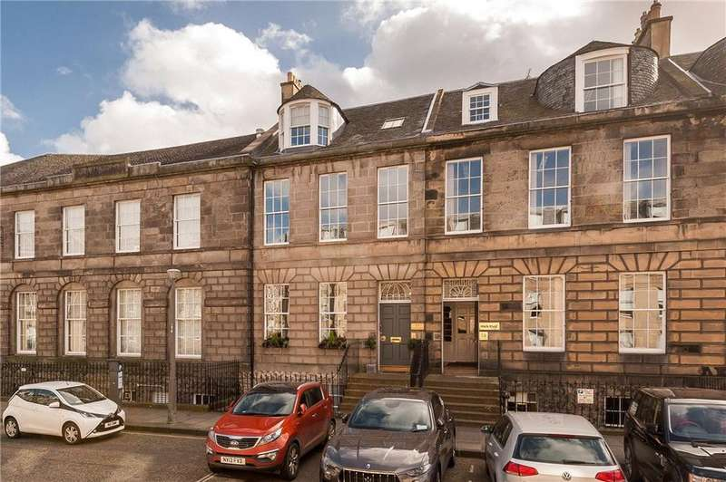 4 Bedrooms Terraced House for sale in Albany Street, Edinburgh, Midlothian, EH1