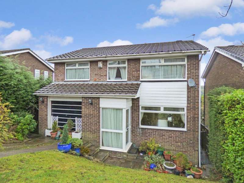 4 Bedrooms Detached House for sale in Chantry Road, Stockport, SK12 2DN