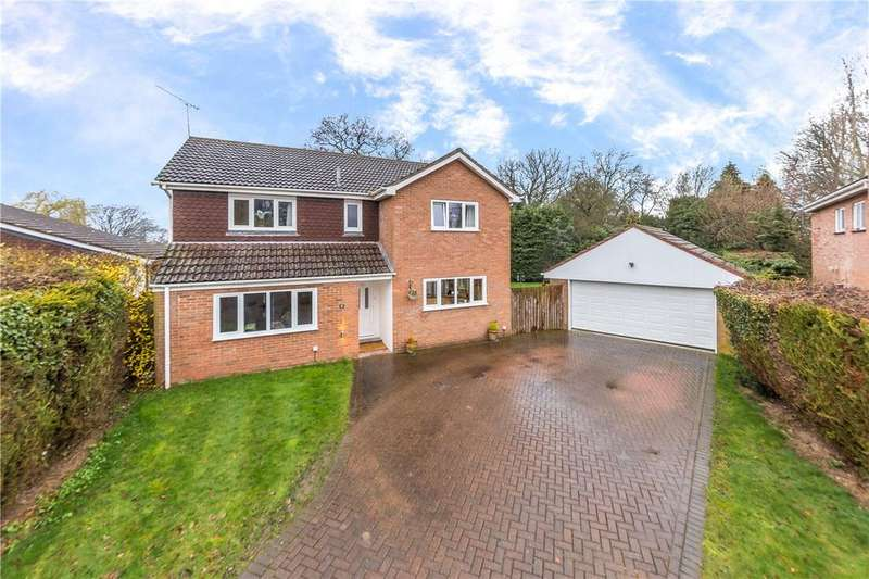 4 Bedrooms Detached House for sale in Beech Way, Wheathampstead, St. Albans, Hertfordshire