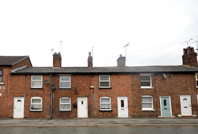 2 Bedrooms Terraced House for sale in Middlewich Road, Sandbach