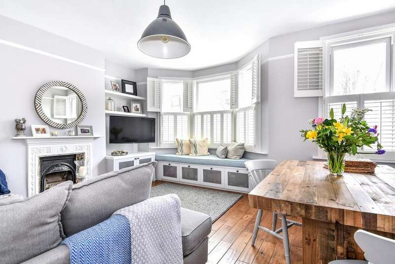 2 Bedrooms Flat for sale in Ulverstone Road, West Norwood