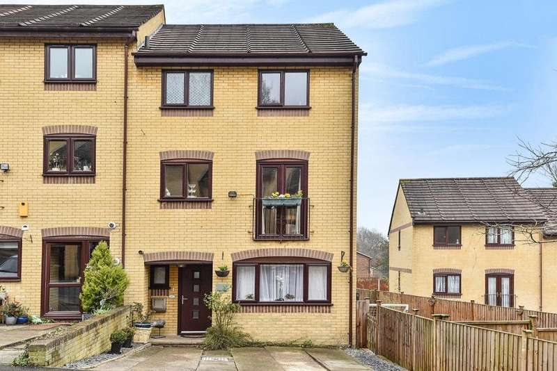 4 Bedrooms End Of Terrace House for sale in Tree View Close, Crystal Palace