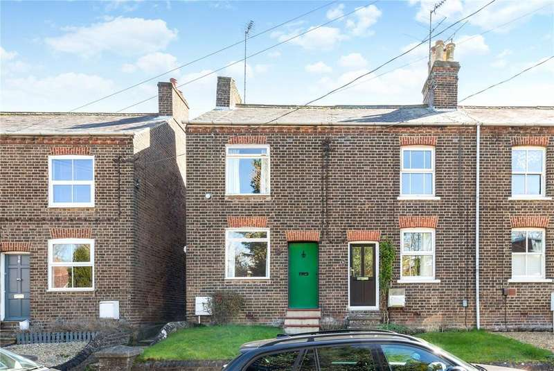 2 Bedrooms End Of Terrace House for sale in Brook Street, Tring, Hertfordshire, HP23