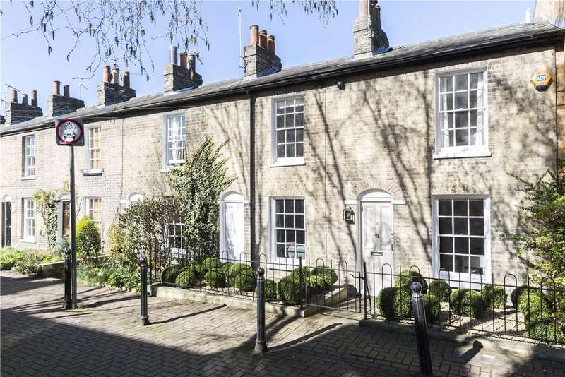 3 Bedrooms End Of Terrace House for sale in Eden Street, Cambridge, CB1