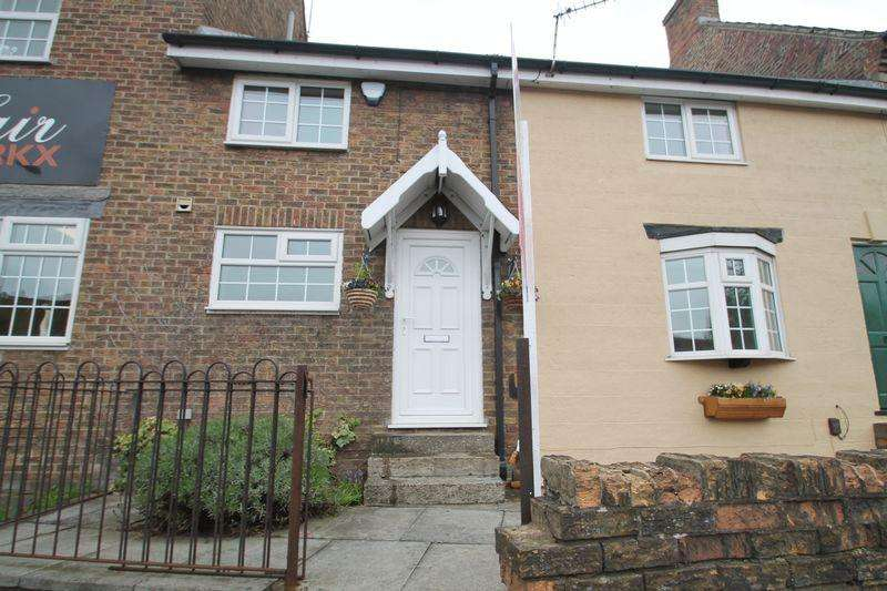 4 Bedrooms Terraced House for sale in High Street, Omesby