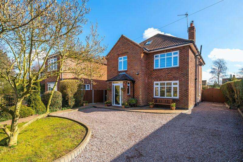4 Bedrooms Detached House for sale in Partney Road, Spilsby