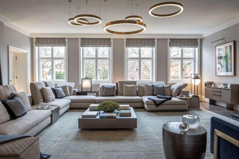 5 Bedrooms Flat for rent in Lennox Gardens, Knightsbridge, London, SW1X