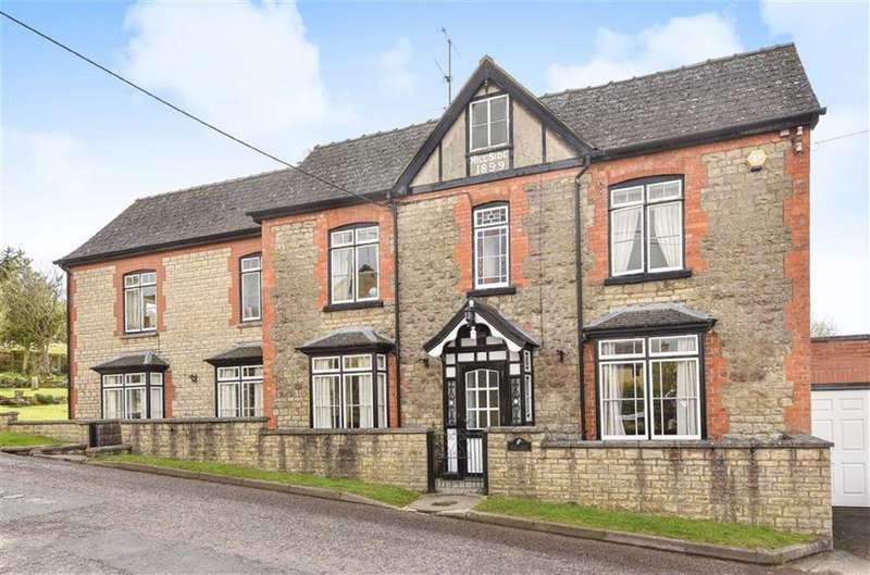 5 Bedrooms Detached House for sale in Wanborough, Wiltshire