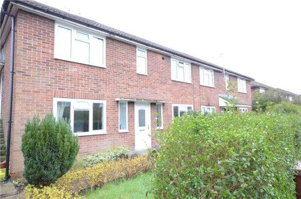 2 Bedrooms Maisonette Flat for sale in Ratcliffe Road, Farnborough, Hampshire