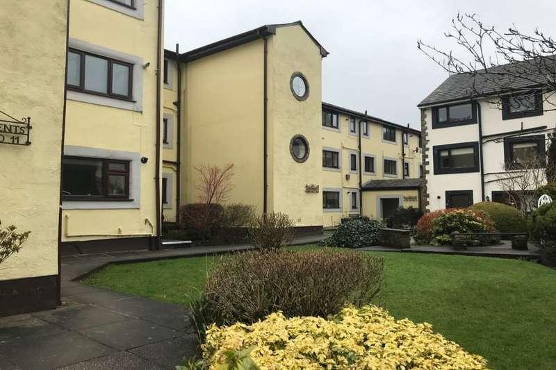 2 Bedrooms Flat for sale in Sizehouse Village, Haslingden, Rossendale, BB4
