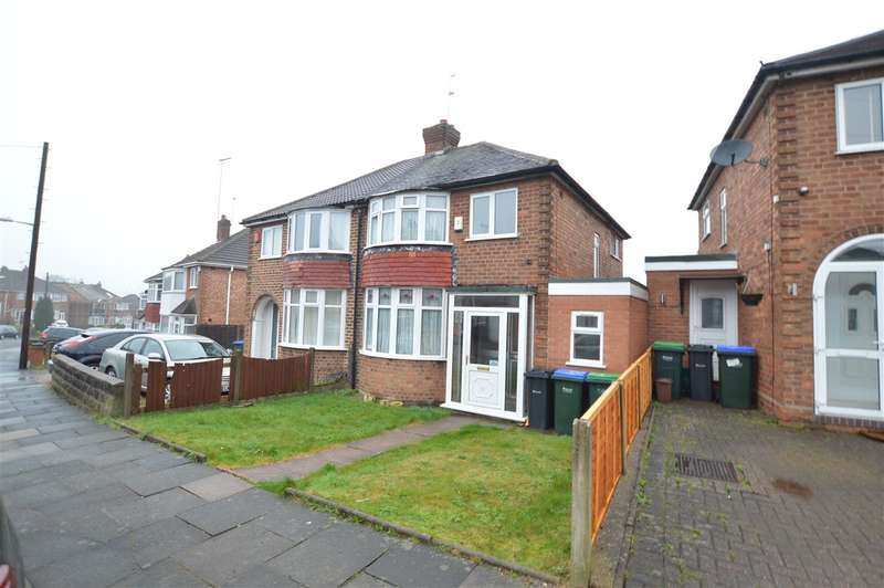 3 Bedrooms Semi Detached House for sale in Hembs Crescent, Great Barr