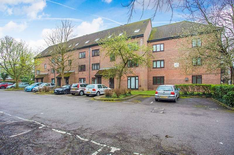 1 Bedroom Flat for sale in Sheraton Mews Gade Avenue, Watford, WD18